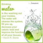 Water Washing your insides